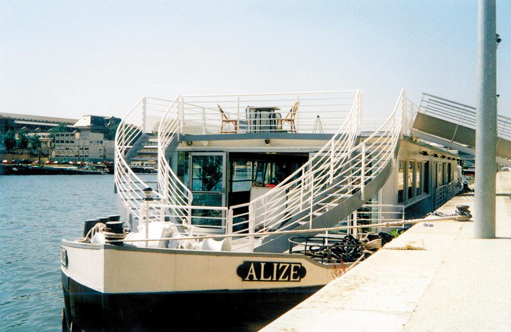 Bateau Alizé
