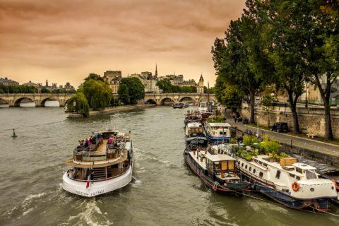Les livraisons en péniche rentrent en Seine