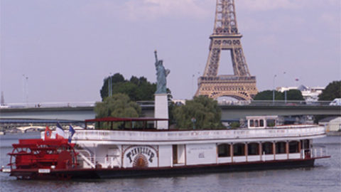 Péniche le Tennessee