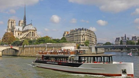 La Péniche Paris Etoile
